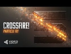 After Effects Tutorial – Crossfire Particle FX